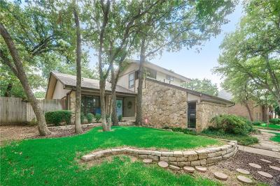Single Family Home For Sale: 6308 Waterview Drive