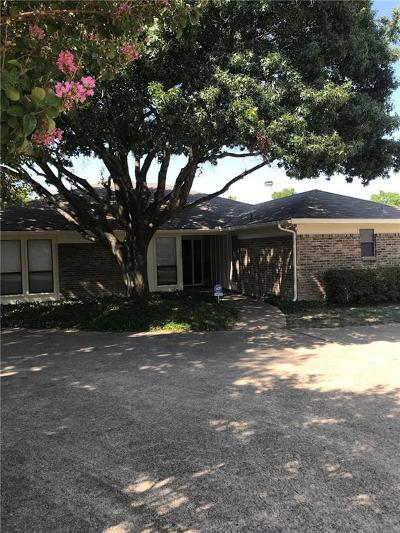 Plano Multi Family Home For Sale: 3921 Irvine Drive
