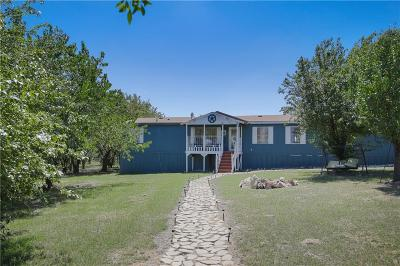 Rhome TX Single Family Home For Sale: $160,000