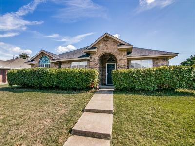 Rowlett Single Family Home For Sale: 9306 Chimneywood Drive