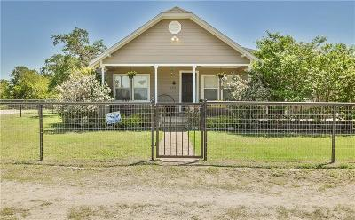 Weatherford Single Family Home For Sale: 1255 Friendship Road