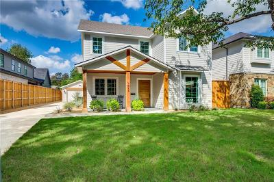 Single Family Home For Sale: 3965 Lively Lane