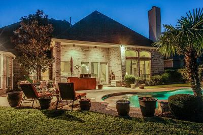 Flower Mound Single Family Home Active Option Contract: 5012 Balmoral Lane