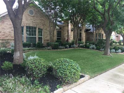 Flower Mound Single Family Home For Sale: 6006 Valleywood Drive