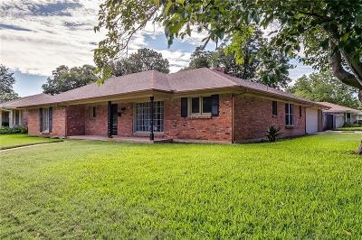 Fort Worth Single Family Home For Sale: 4900 Rock River Drive