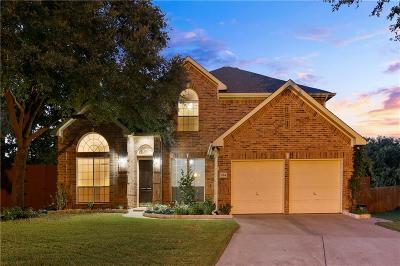 Flower Mound Single Family Home For Sale: 1104 Cripple Creek Drive