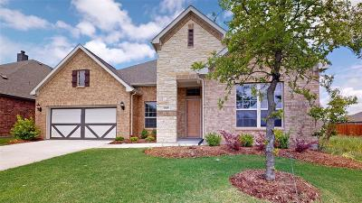 Forney Single Family Home For Sale: 1656 Pegasus Drive