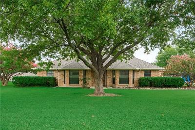 Oak Leaf Single Family Home Active Option Contract: 704 Roaring Creek Drive