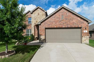 Crowley Single Family Home Active Option Contract: 624 Swift Current Drive