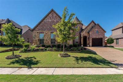 Sachse Single Family Home Active Option Contract: 7829 Woodcreek Way
