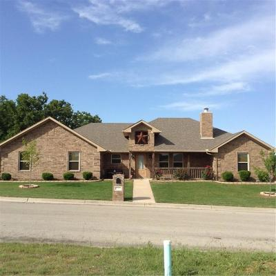 Mineral Wells Single Family Home For Sale: 2205 Autumn Court
