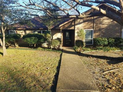 Allen Single Family Home For Sale: 732 Bush Drive