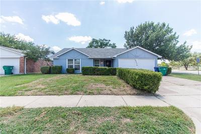 Watauga Single Family Home Active Option Contract: 6624 Starnes Road