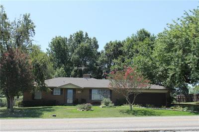 Farmersville Single Family Home For Sale: 6097 F.m. 2194
