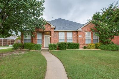 Allen TX Single Family Home For Sale: $289,000
