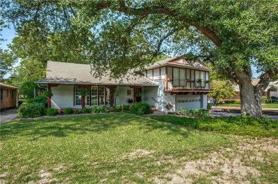Dallas Single Family Home For Sale: 647 Bizerte Avenue
