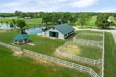 Cedar Creek Lake, Athens, Kemp Farm & Ranch For Sale: 3163 Ranch Road