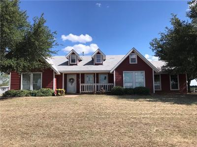 Hico Single Family Home For Sale: 8526 N Fm 1744