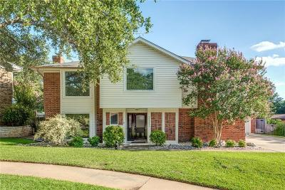 Bedford Single Family Home For Sale: 3112 Joseph Court