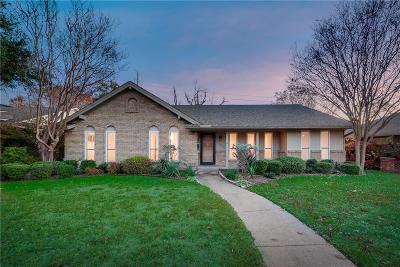 Single Family Home For Sale: 10018 Faircrest Drive