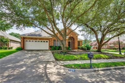 Flower Mound Single Family Home Active Option Contract: 2213 Dove Meadow Drive