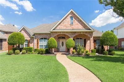 Allen Single Family Home For Sale: 7 Rainforest Circle