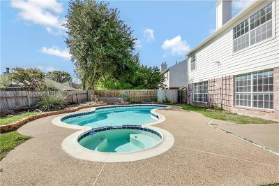 Fort Worth Single Family Home For Sale: 8301 Tallahassee Lane