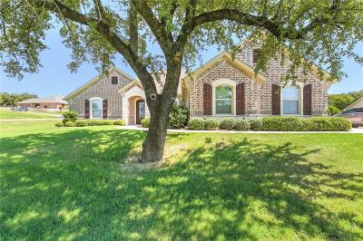 Granbury Single Family Home For Sale: 3901 Homestead Court