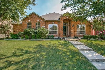 Frisco Single Family Home Active Contingent: 7457 Daffodil Way