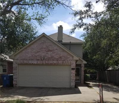 Flower Mound Single Family Home Active Option Contract: 1517 Timber Creek Road