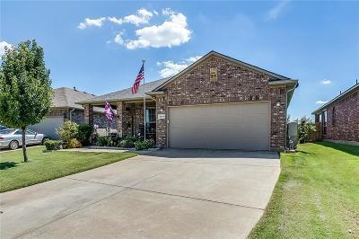 Single Family Home Active Option Contract: 14208 Polo Ranch Street