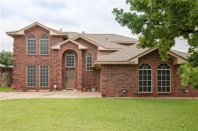 Kennedale Single Family Home For Sale: 1259 Stonehill Court