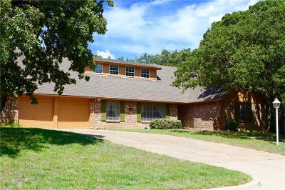 Colleyville Single Family Home Active Option Contract: 516 Hillside Road