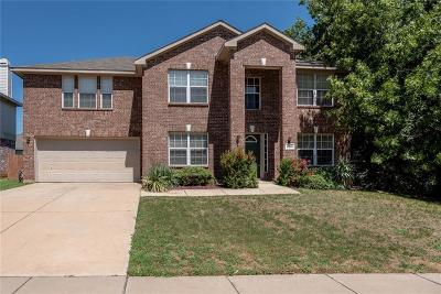 Denton Single Family Home For Sale: 8025 Montecito Drive