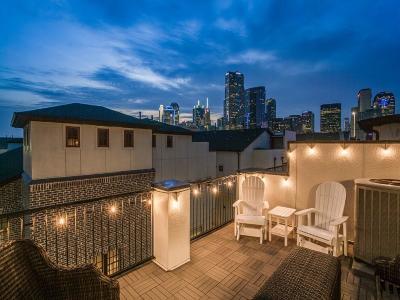 Dallas Townhouse For Sale: 585 S Cesar Chavez Boulevard