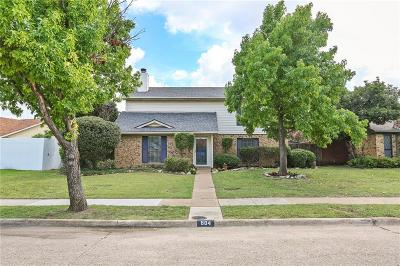 Plano TX Single Family Home Active Contingent: $209,900