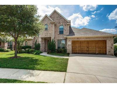 Euless Single Family Home Active Option Contract: 1607 Maxwell Court