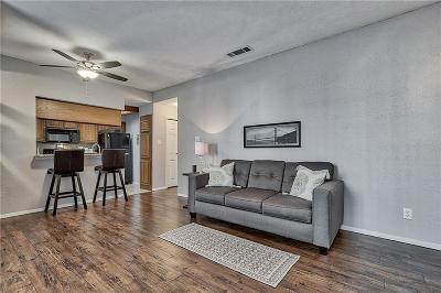 Plano Condo Active Option Contract: 3140 Devonshire Drive #135