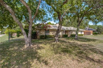 Single Family Home For Sale: 10127 Hedgeway Drive