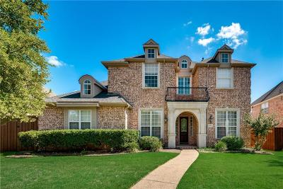 Frisco Single Family Home For Sale: 1641 Bowie Lane
