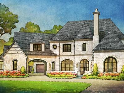 Collin County, Dallas County, Denton County, Ellis County, Tarrant County Single Family Home For Sale: 5923 Park Lane
