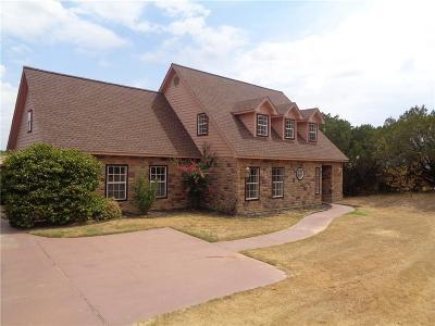 Glen Rose Single Family Home For Sale: 1708 Texas Drive