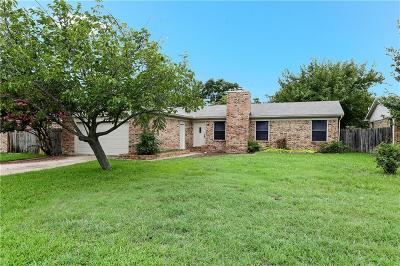 Mansfield Single Family Home For Sale: 507 Plainview Drive