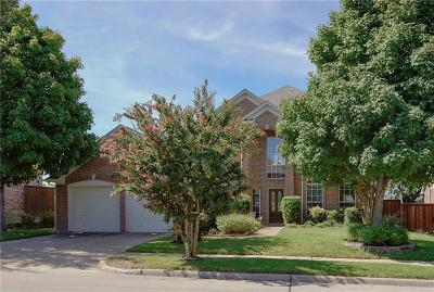 Garland Single Family Home Active Option Contract: 6809 Clear Springs Parkway