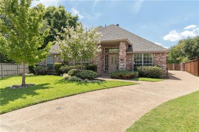 McKinney Single Family Home Active Option Contract: 5712 S Briar Ridge Circle