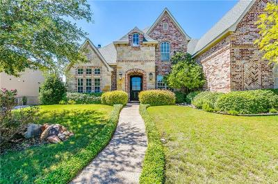 Fort Worth Single Family Home For Sale: 4532 Knoll Ridge Drive