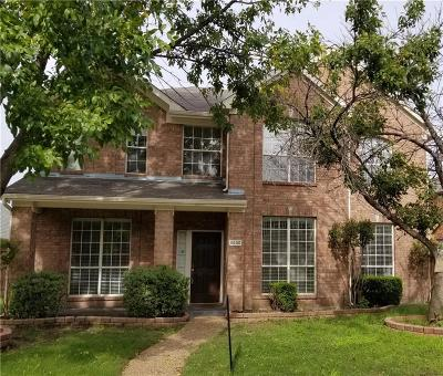 The Colony Residential Lease For Lease: 5630 Westwood Lane