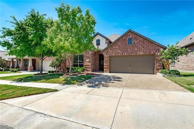Prosper Single Family Home Active Contingent: 1721 Medina Lane