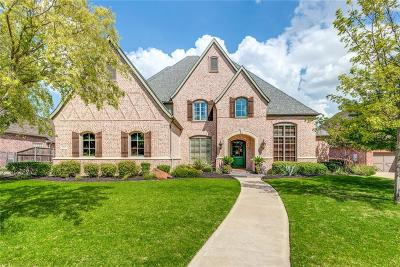 Colleyville Single Family Home Active Option Contract: 5017 Auburndale Avenue