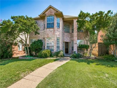 Allen Single Family Home Active Option Contract: 1708 Live Oak Lane